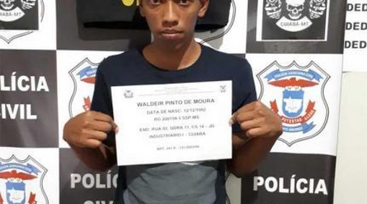 #Jovem se passava por menina em rede social para aliciar garotos e é preso