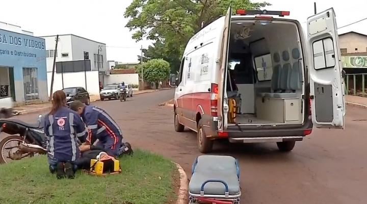 #Socorristas do Samu e bombeiros só tem um veículo para resgate de vítimas de acidente em Tangará da Serra (MT)