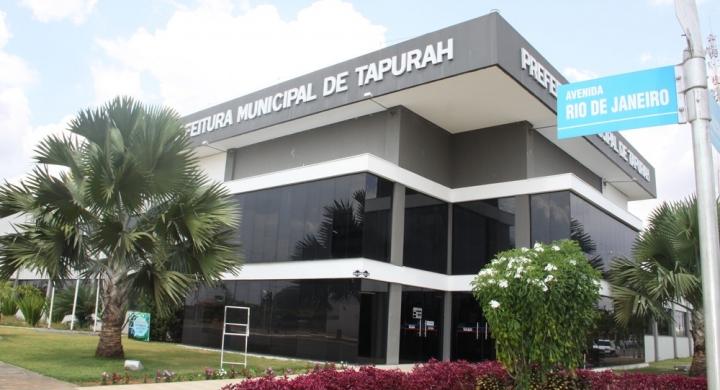 #Prefeitura de Tapurah (MT) abre processo seletivo com 9 vagas
