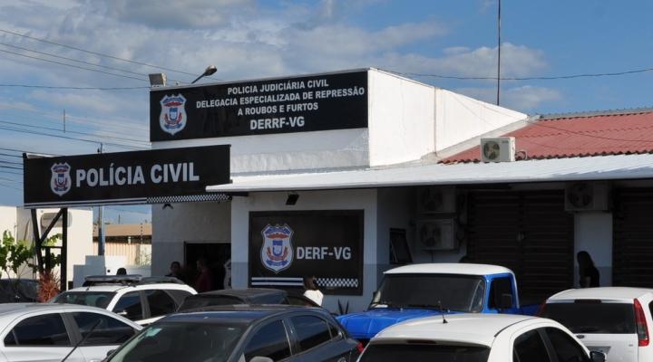 #Homem com cinco passagens pela Justiça de MT é preso em flagrante por roubo a mão armada em empresa