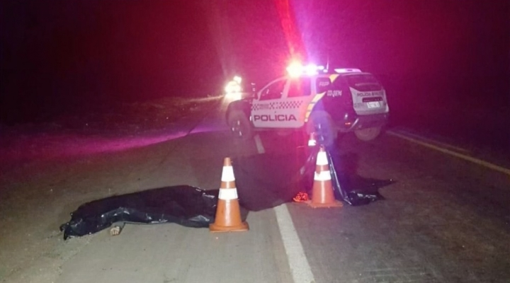 #Com moto roubada, ladrões entram em confronto com PMs e um morre baleado em MT