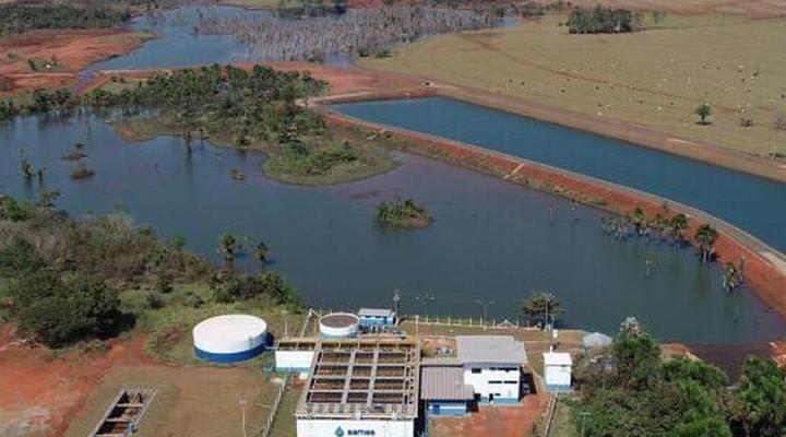 #Moradores de cidade com racionamento há mais de 2 meses são multados por desperdiçarem água em MT
