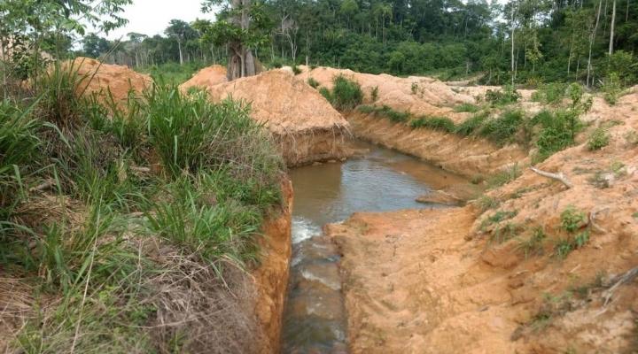 #Advogado e garimpeiros são presos em operação de combate à extração ilegal de minério em MT