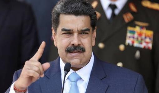 """Maduro: Estados Unidos e Colômbia """"se arrependerão"""""""