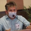 População de MT será obrigada a usar máscara de proteção a partir do dia 13, determina governo