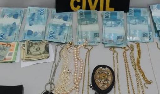 Bandidos fazem família de médico refém durante roubo em Juína