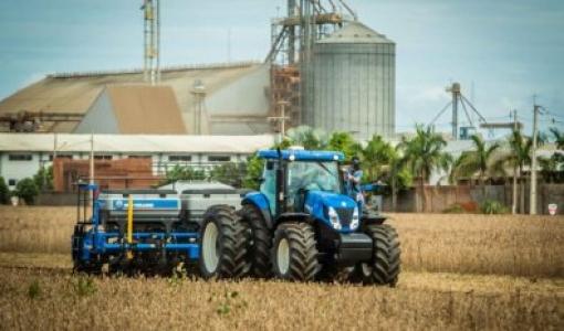 MT vai colher safra recorde de grãos