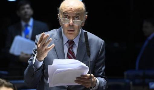 MPF: Serra recebeu ao menos R$ 4,5 mi em propina em conta no exterior