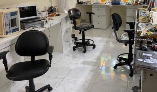 Hopitais do Rio e SP compraram aparelhos de oficina clandestina