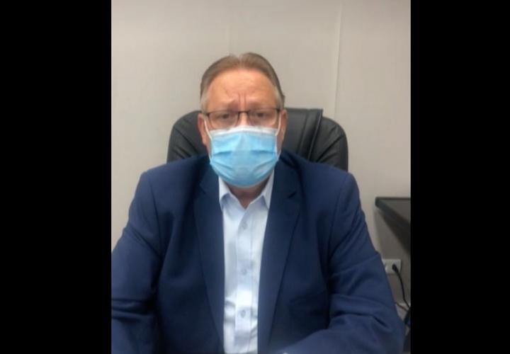 Secretário de Saúde diz que acredita em 2ª onda de Covid-19 em MT pelo 'mau comportamento da população'