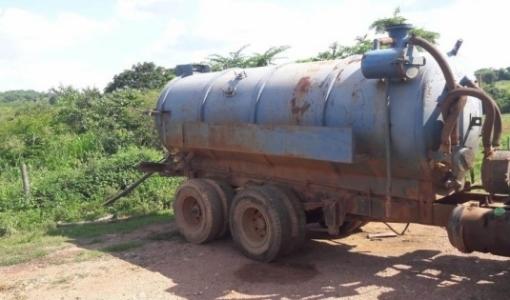 MPE investiga dano ambiental em aterro e pede esclarecimentos à prefeitura de Juína