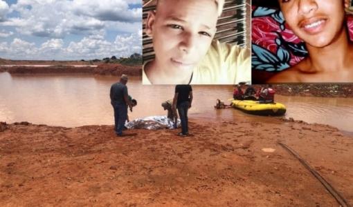 Corpos de adolescentes são encontrados em piscinão de contenção de água da chuva em Campo Novo
