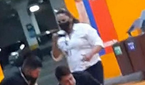 Fiscal que intimidou quem filmava morte de João Alberto é presa