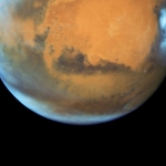 Tremores em Marte revelam anatomia do interior do Planeta Vermelho