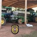 Polícia Civil de Sorriso deflagra operação para coibir desvio e receptação de soja