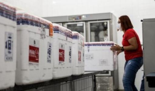 Mato Grosso recebe 181.130 doses de vacina nesta terça (27) e quarta-feira (28)