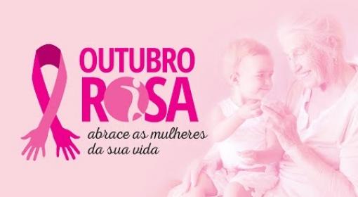 Outubro Rosa: a luta contra o câncer de mama também é sua