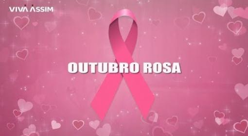 #Outubro Rosa começa com força total!
