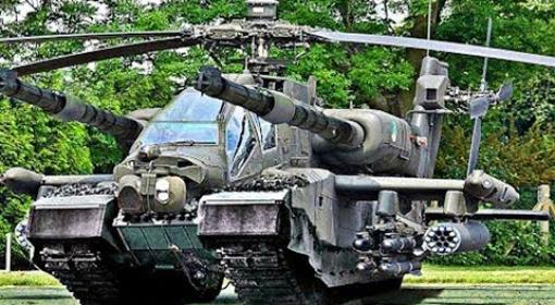 #10 máquinas de guerra mais incríveis