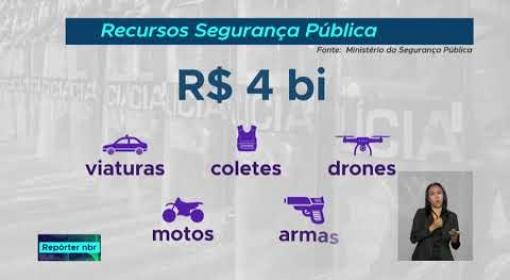 #Compra de 8 mil novas viaturas deve reforçar o trabalho dos policiais em todo o país