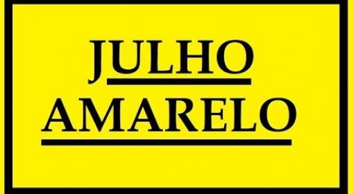 #JULHO AMARELO - Combate à Hepatite Viral