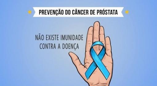 #Novembro Azul - Atenção ao câncer de próstata