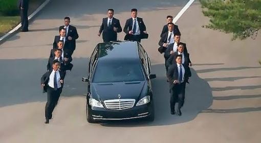 #Os presidentes mais protegidos do mundo
