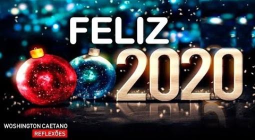 #Feliz Ano Novo 2020